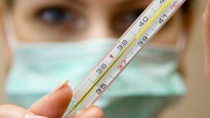 У онкобольного поднялась температура